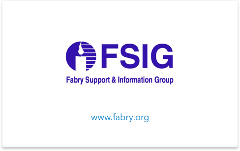 Fabry Support and Information Group
